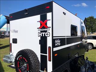 2020 Van Cruiser HTO X-Machine