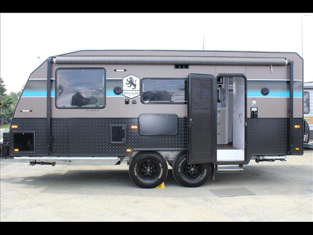 2017 Royal Flair Aussie Mate Off Road Caravan