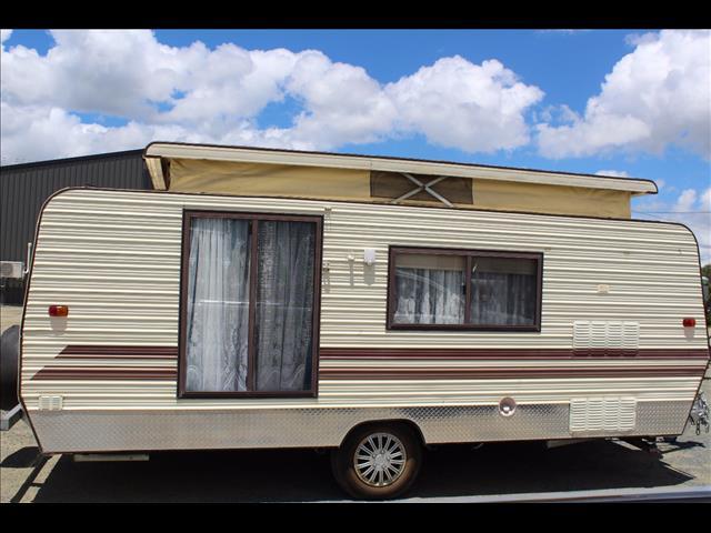 1988 Traveller Caravan