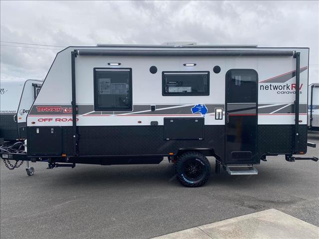 2021 Network RV Caravans Terrain Tuff 17'6 Caravan