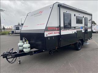 2020 Network RV Caravans Terrain Tuff 17'6 Caravan