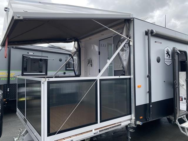 2019 Royal Flair Caravans Piazza Slide