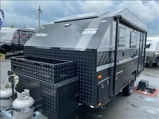 2020 Van Cruiser Caravans 16'7 HTO Family Caravan