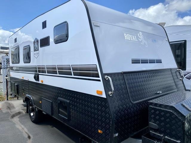 2019 Royal Flair Caravans Designer Series