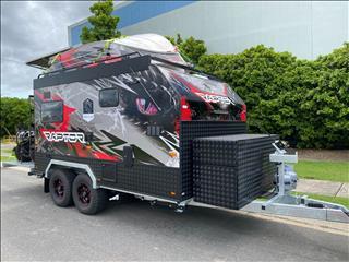 2020 Royal Flair Caravans Raptor 13'6