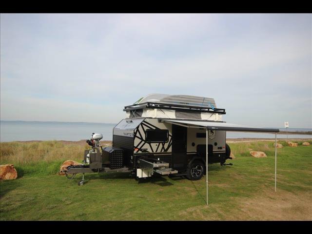 2017 Royal Flair Raptor Full Off Road Caravan