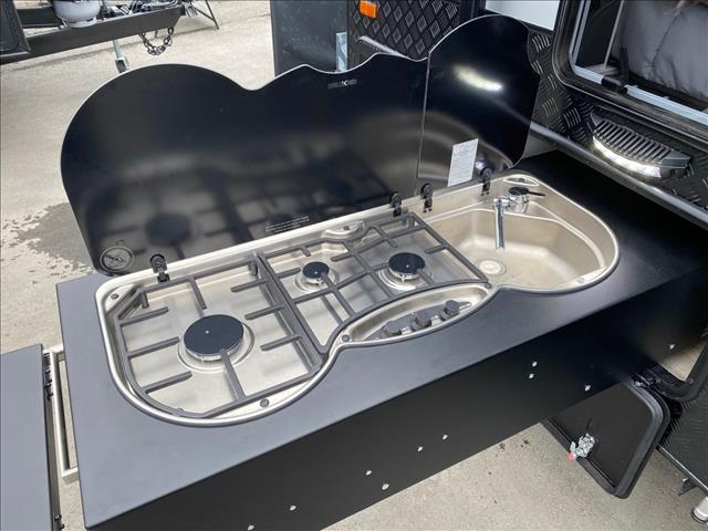 2021 Van Cruiser Caravans X-Machine 16'2