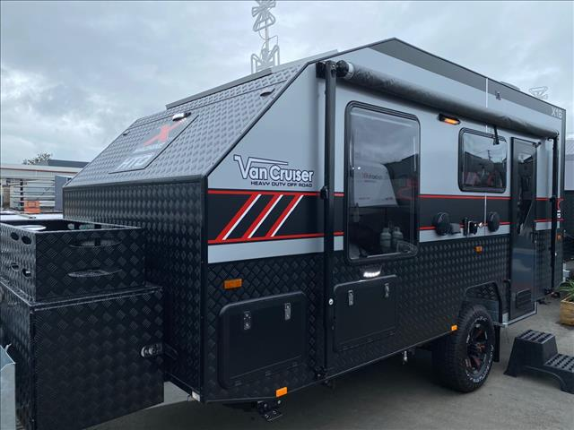2021 Van Cruiser Caravans X-Machine 16'2