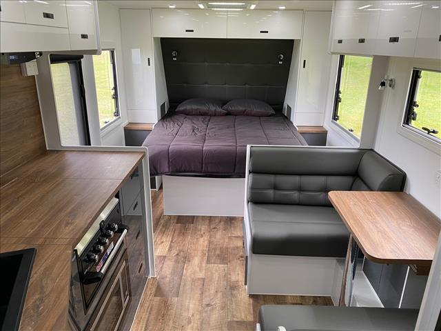 2021 Network RV Caravans Terrain Tuff 19'6 SE Caravan