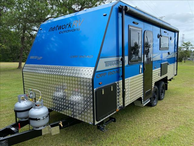 2021 Network RV Caravans Terrain Tuff 19'6 Caravan
