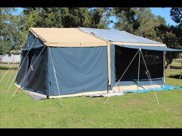 2013 Complete Campsite Off Road Camper Trailer