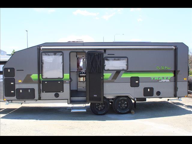 2020 On The Move TRAXX Series 2 Bunk caravan
