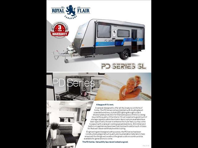 2018 Royal Fair PD Series SL Edition Off Road