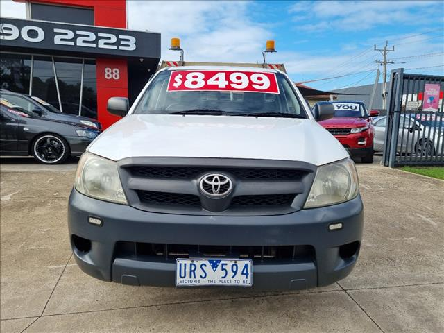 2007 TOYOTA HILUX WORKMATE TGN16R 07 UPGRADE C/CHAS