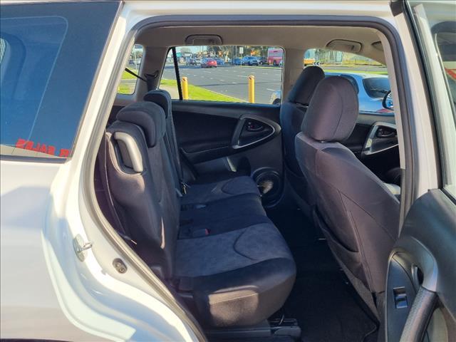 2010 TOYOTA RAV4 CV (2WD) ACA38R 4D WAGON