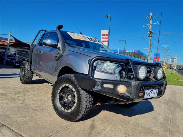 2015 FORD RANGER XL 3.2 (4x4) PX MKII SUPER CAB PICK UP