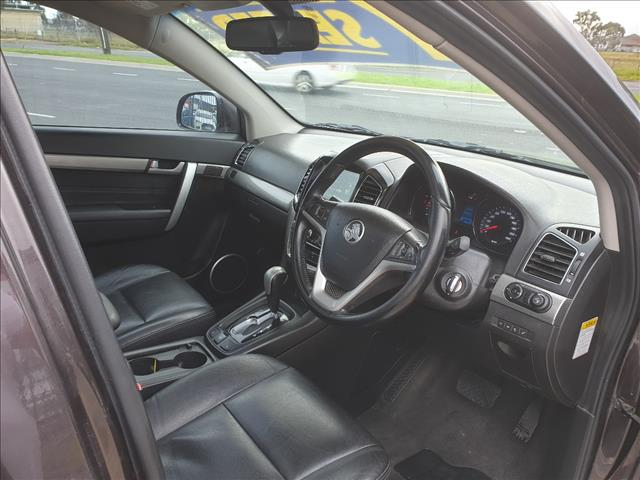 2016 HOLDEN CAPTIVA 7 LTZ (AWD) CG MY17 4D WAGON