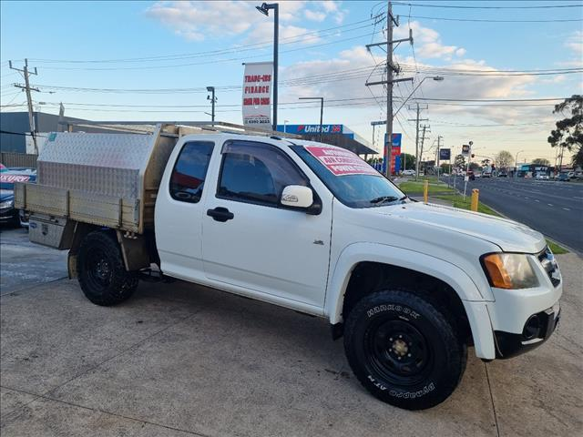 2008 HOLDEN COLORADO LX (4x2) RC SPACE CAB P/UP