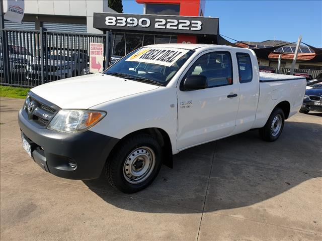 2005 TOYOTA HILUX SR GGN15R X CAB P/UP
