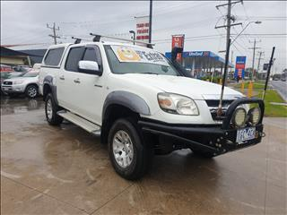 2007 MAZDA BT-50 B3000 SDX (4x4) DUAL CAB P/UP