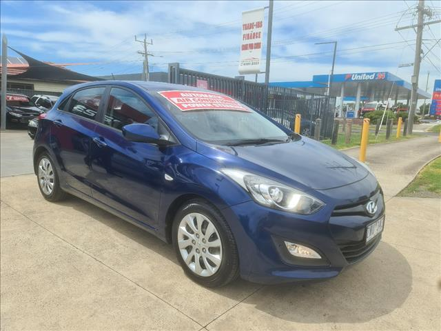 2013 HYUNDAI i30 ACTIVE GD MY14 5D HATCHBACK