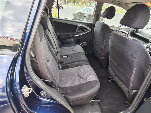 2005 TOYOTA RAV4 CV (4x4) ACA23R 4D WAGON