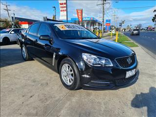 2015 HOLDEN COMMODORE EVOKE VF MY15 4D SEDAN
