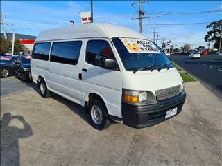 2000 TOYOTA HIACE COMMUTER RZH125R BUS