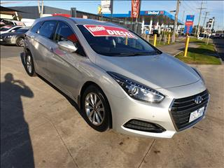 2015 HYUNDAI i40 ACTIVE VF 2 UPGRADE 4D WAGON