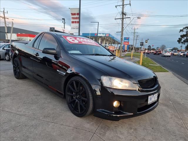 2008 HOLDEN COMMODORE SV6 VE UTILITY