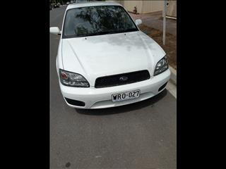 2000 SUBARU LIBERTY GX (AWD) MY00 4D SEDAN