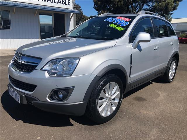 2014 HOLDEN CAPTIVA 5 LT (AWD) CG MY14 4D WAGON