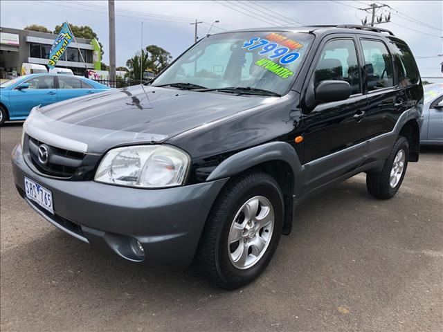 2003 MAZDA TRIBUTE LUXURY 4D WAGON