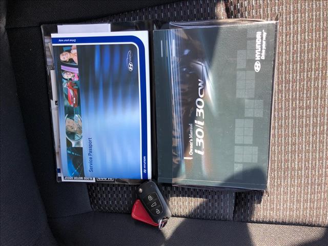 2009 HYUNDAI i30 cw SX 1.6 CRDi FD MY09 4D WAGON