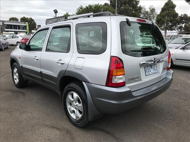 used 2001 mazda tribute classic 4d wagon for sale in punchbowl