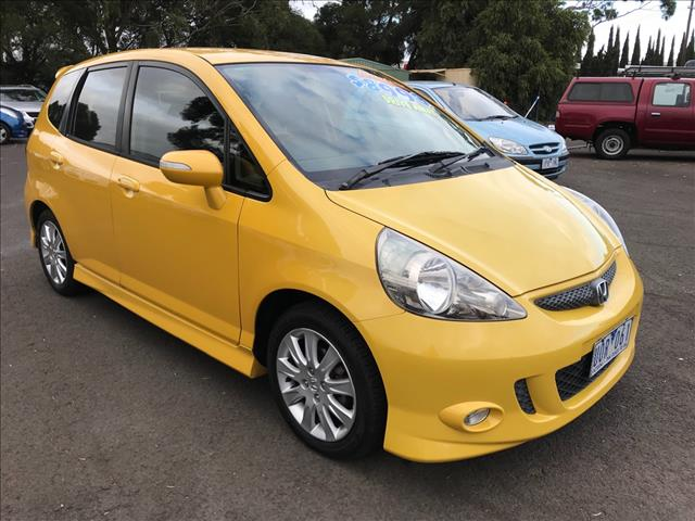 Used 2006 Honda Jazz Vti My06 5d Hatchback For Sale In Punchbowl