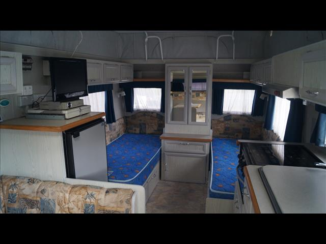 2004 Galaxy Southern Cross Pop Top Family Van