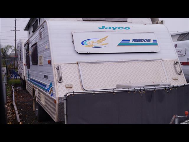 Jayco Freedom Pop Top 2001