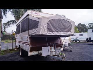 Jayco Swan Camper