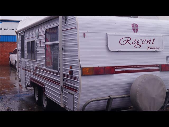 Regent Tourer 1996 Pop Top