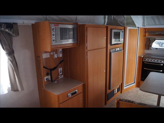 2006 Jayco Sterling Pop Top Combo Shower/Toilet