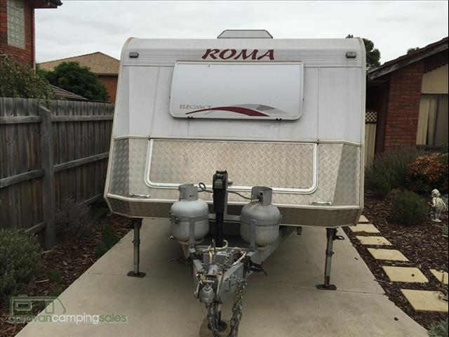 2006 ROMA Elegance 19ft6 Off Road ***Available for Inspection IN BAYSWATER***