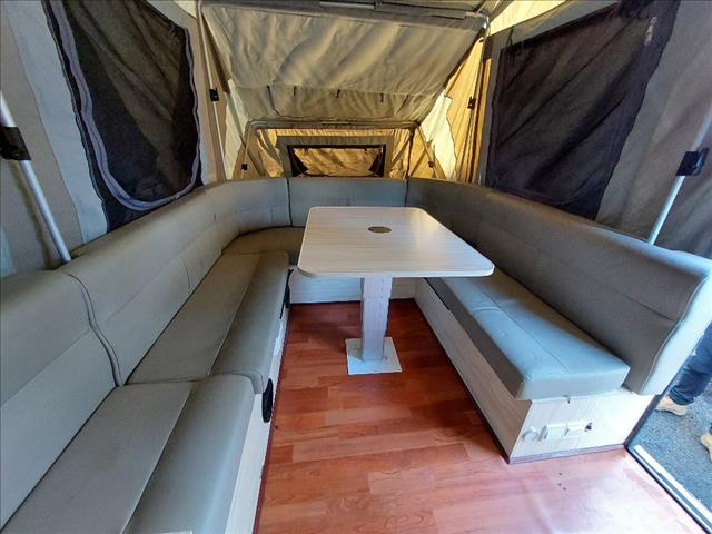 BLUE TONGUE CAMPERS OVERLAND XD DOUBLE FOLD 2016 OFF-ROAD