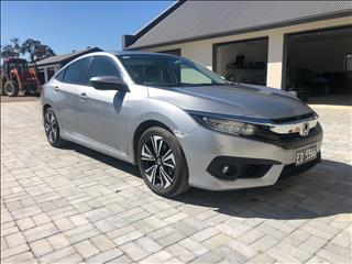 2017 HONDA CIVIC VTi-LX MY17 4D SEDAN