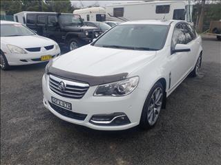 2015 HOLDEN CALAIS V VF II 4D SEDAN