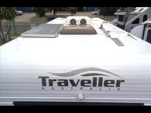 2011 Traveller Prodigy Off Road