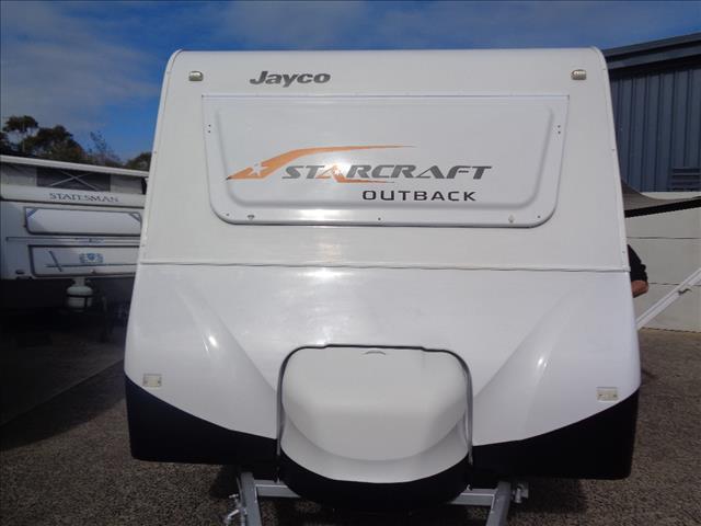 2013 Jayco STARCRAFT OUTBACK