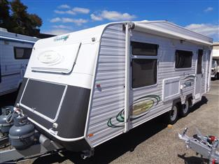 2008 ROADSTAR DREAMTIME CRUISER