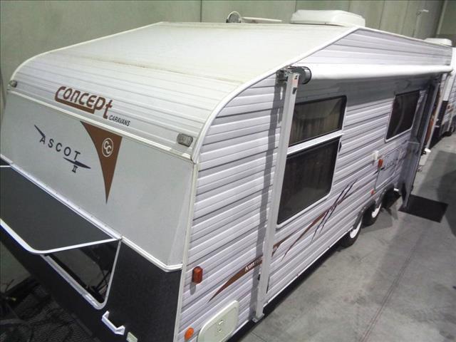 2006 Concept Ascot II