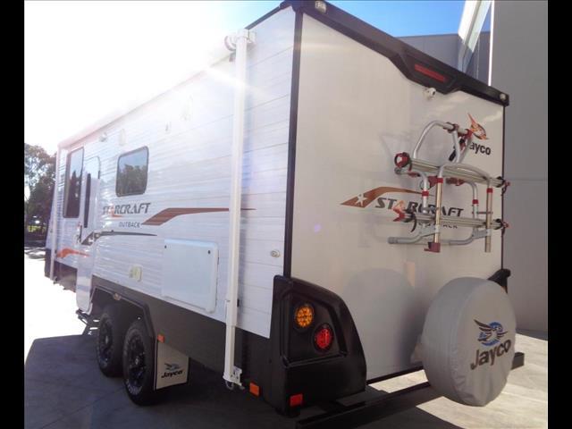 2015 Jayco Starcraft Outback 20.62-2